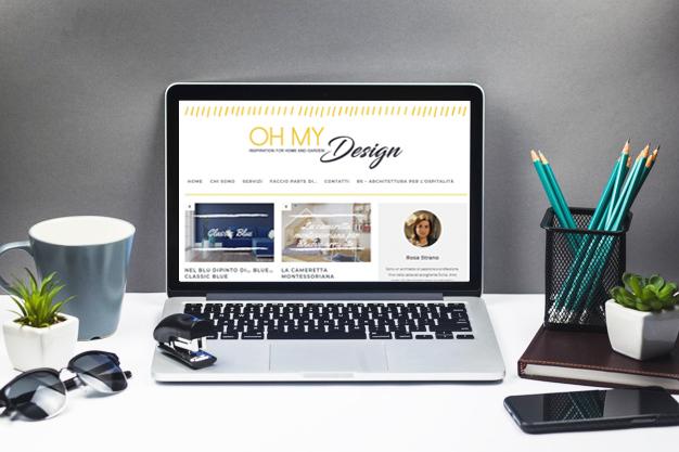 design blog rosa strano