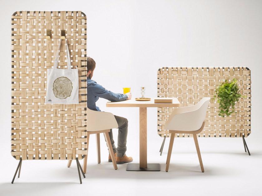 separe di design per il lavoro da casa