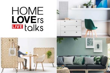live talk del 3 aprile - Home Style Blogs -