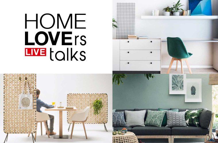 live talk del 3 aprile - Home Style Blogs -