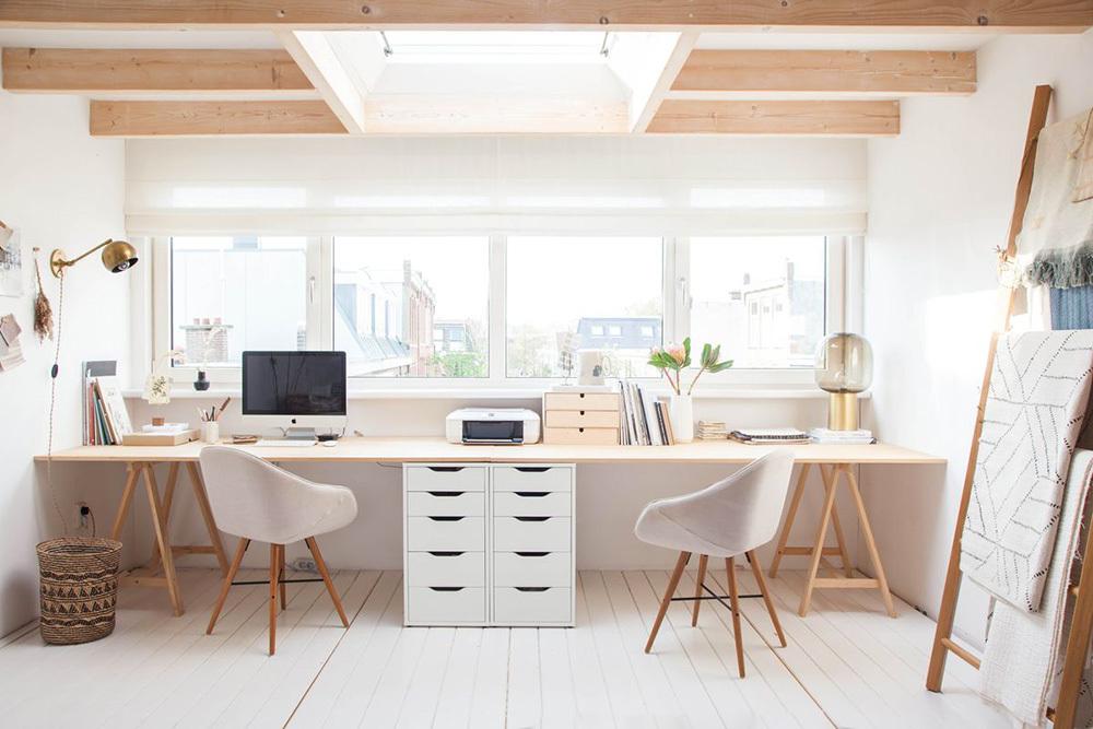 home office consigli